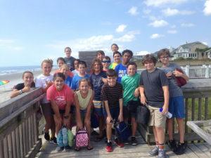 Middle School Beach