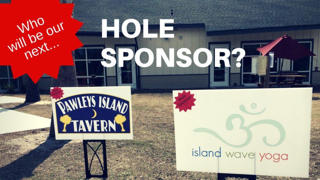 Hole Sponsor Slider