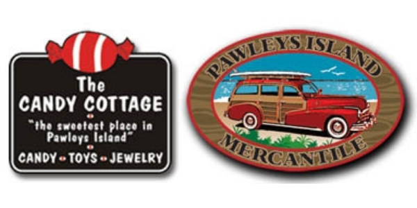 Pawleys Island Mercantile, Home of The Candy Cottage